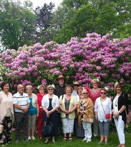 Avalon Group, Canada. Garden Party at Government House.